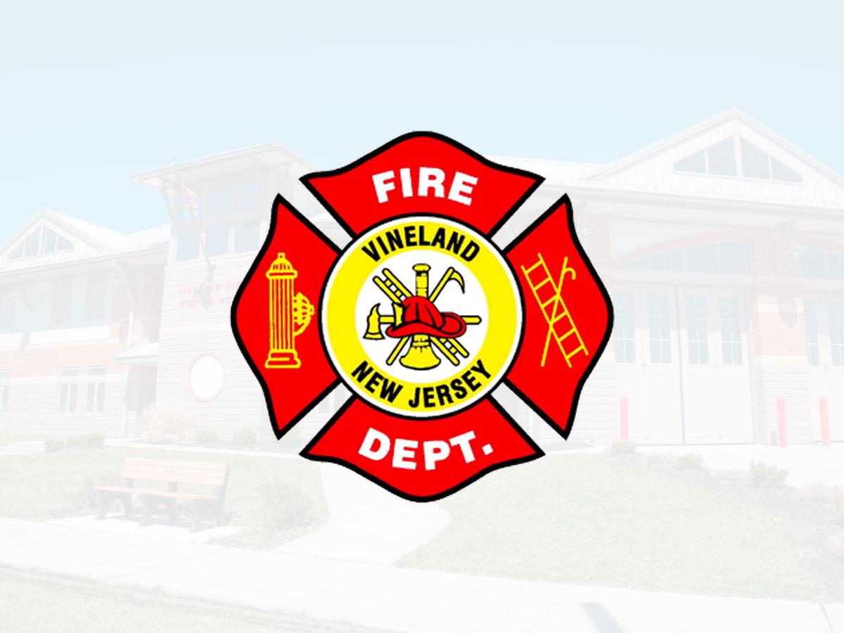 brand new 2ba7a c22d0 Home - Vineland Fire Department